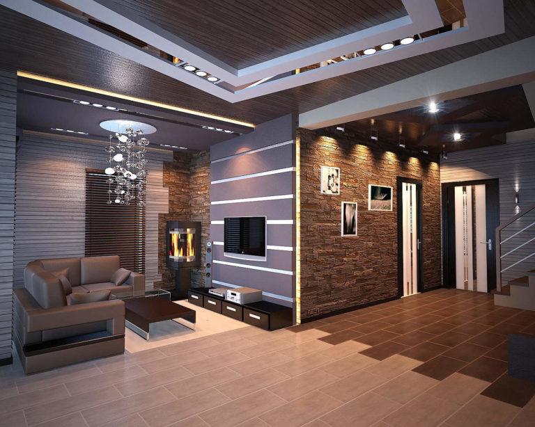 дизайн интерьера дома в Буче