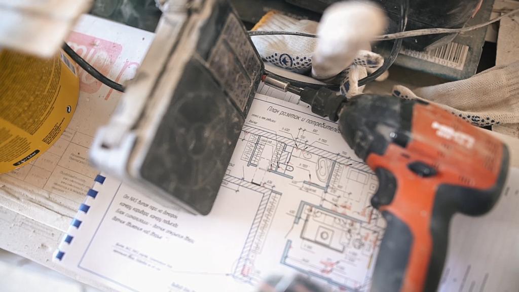 Чертежи дизайн проект на обьекте ремонт