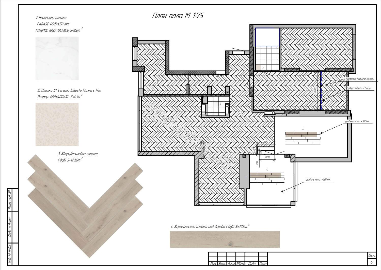 Дизайн проект интерьера квартиры пример фото киев план пола