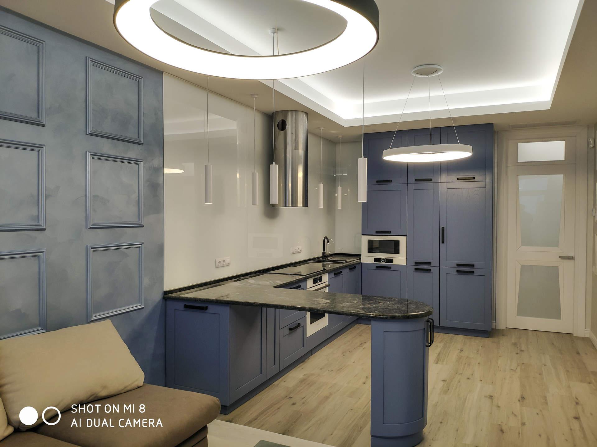 Ремонт в ЖК Альтер-Эго дизайн интерьера до после фото