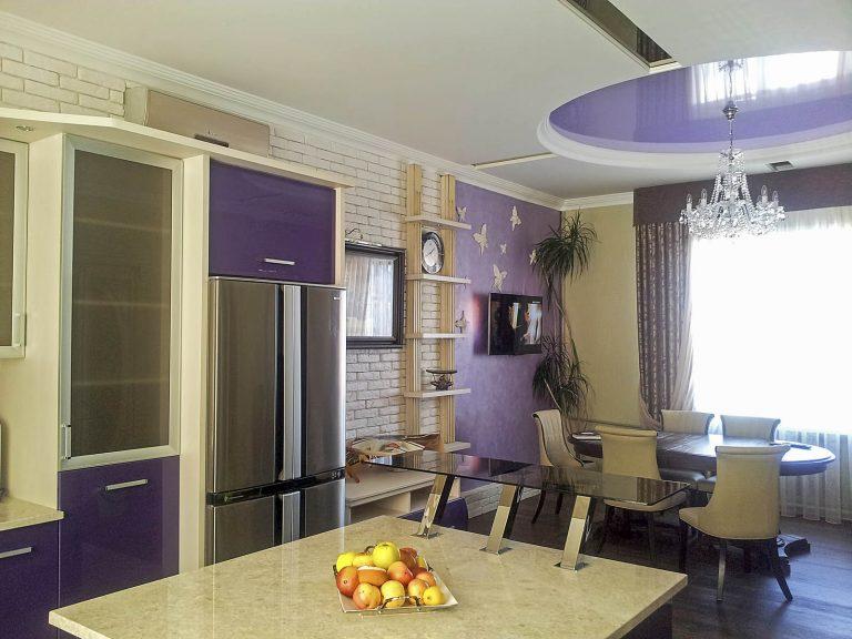 фото ремонта по дизайну интерьера пример в классике гостиная