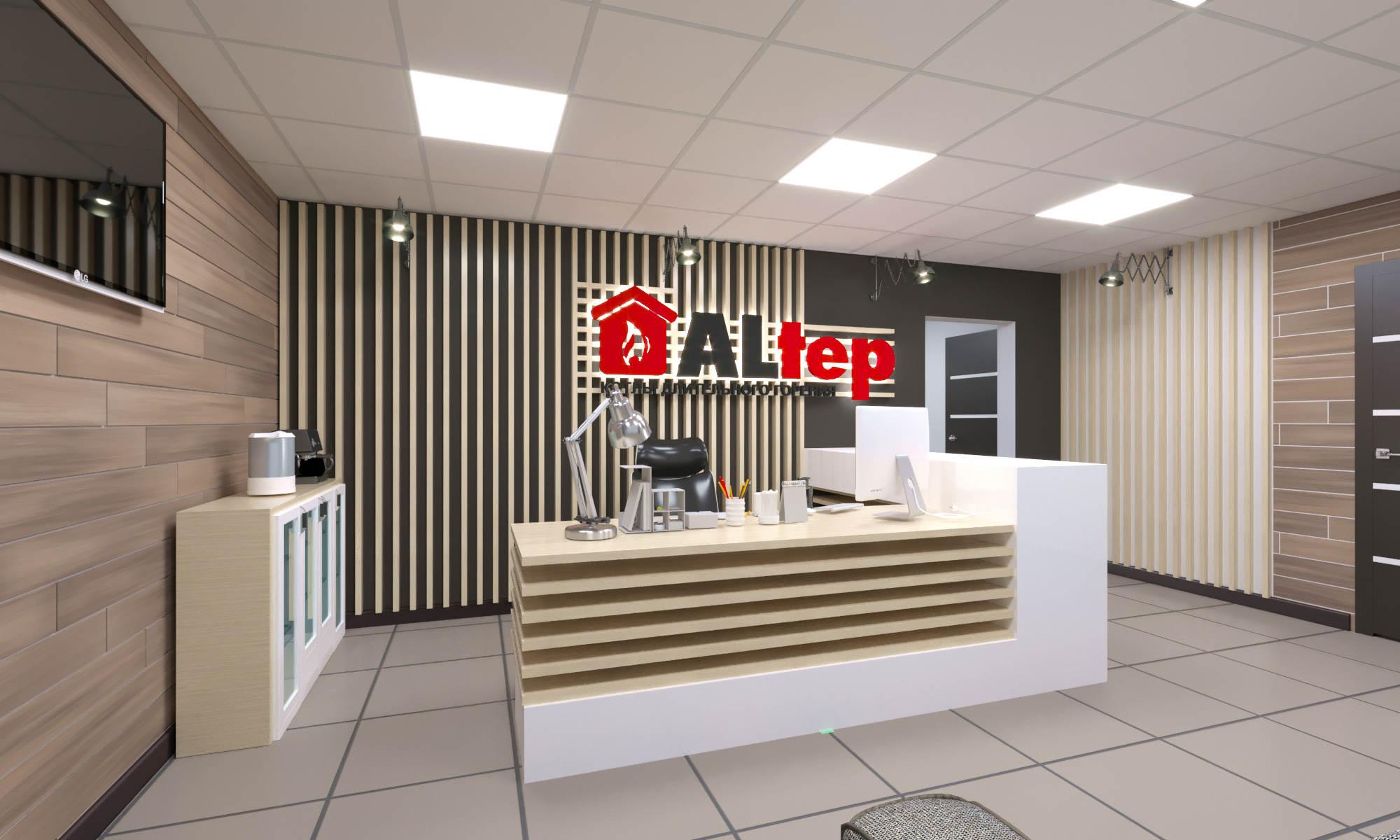 Дизайн интерьера офиса киев фото 1